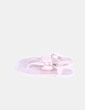 Sandalia rosa palo con lazo NoName