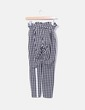 Set of bralette and checked trousers NoName