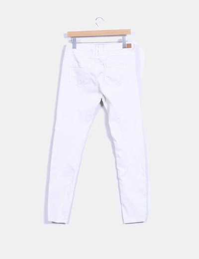 Jeans beige skinny fit