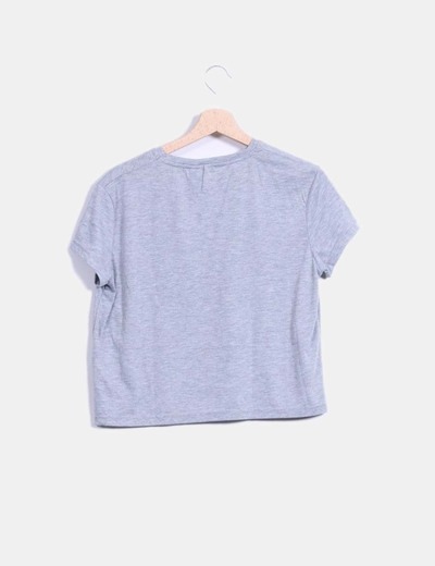 Primark camiseta corta oversize gris descuento 64 micolet - Primark fundas movil ...