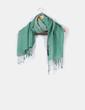 Foulard verde Becara