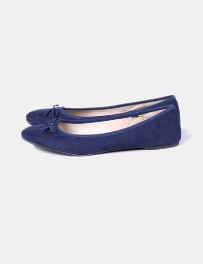 Bailarinas azul marino Graceland