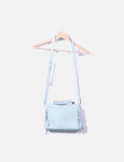 Bolso mini verde mint