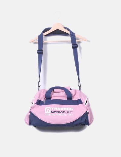 46220c0b2 Reebok Mochila deportiva rosa (descuento 68%) - Micolet
