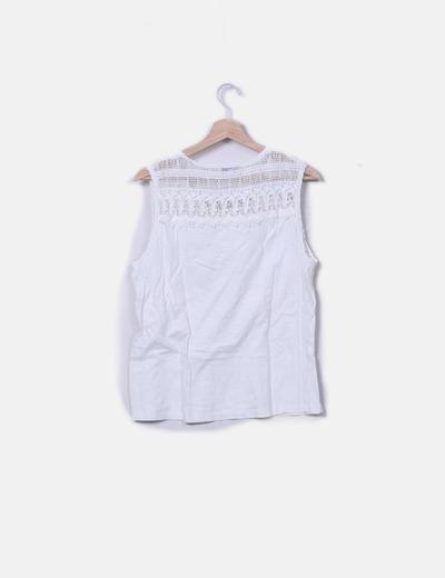 nuevos productos calientes Amazonas invicto x blusa calada