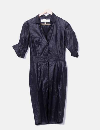 Robe noire Paul Smith