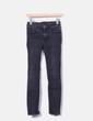 Jeans denim slim fit negro Zara