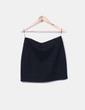 Falda negra combinada Bimba&Lola