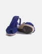 Sandalias cuña azul marino Marypaz
