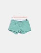Short denim verde Pepe Jeans