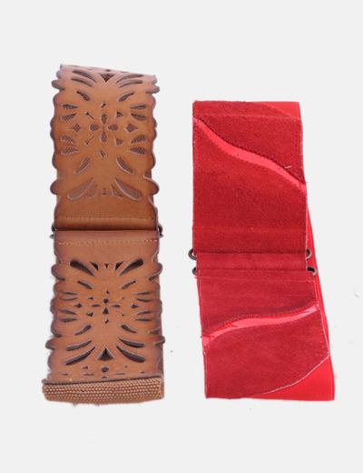 Conjunto de cinturones