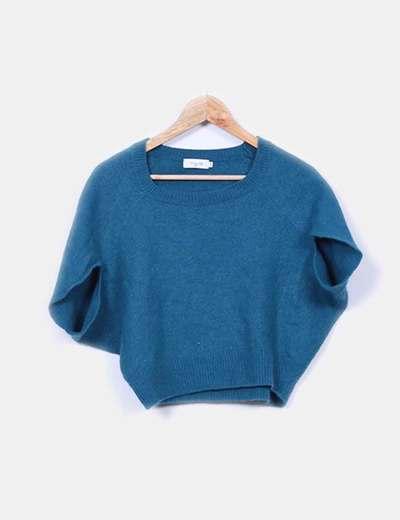 Jersey corto de lana Fórmula Joven