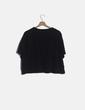 "Camiseta negra print ""LOVE"" NoName"