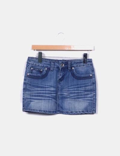 Mini jupe Monday