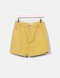 Minifalda pana pistacho Zara