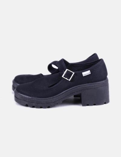 Zapatos negros Creeks l4VfdTekv
