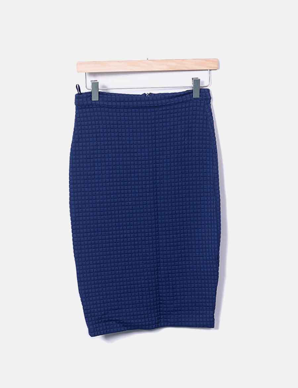 325141357 online Heach Faldas baratas tubo Falda marino azul Silvian Fgxw0RqI1 ...