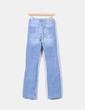 Jeans tono claro detalle bolsillos  H&M