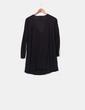 Suéter fino cuello drapeado  H&M