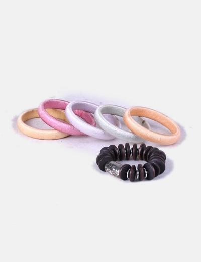 Conjunto de 6 pulseras NoName