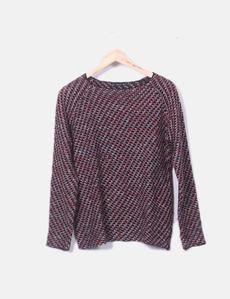 Jersey tricot jaspeado Zara 4d3467b80841