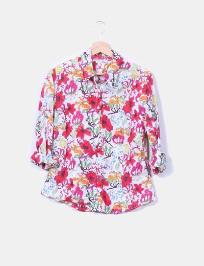 Camisa estampado multicolor Tommy Hilfiger