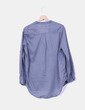 Blusa gris manga larga Suiteblanco