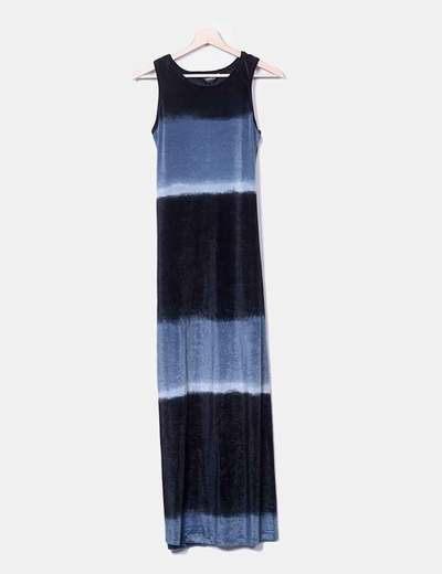 Robe longue MIRROR