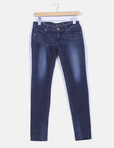 Jeans denim pitillo slight curve Levi´s