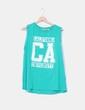 Camiseta sin tirantes oversize Pull & Bear