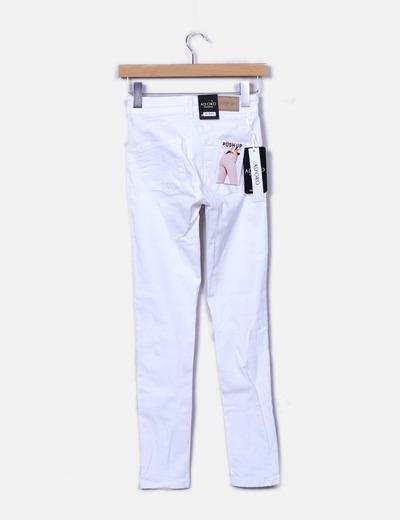 603e41337ad81 Ad oro Jeans denim blanco push up (descuento 66%) - Micolet