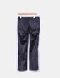 Pantalón negro satinado H&M