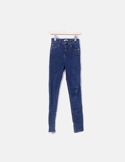 Jeans bleus slim Pull&Bear