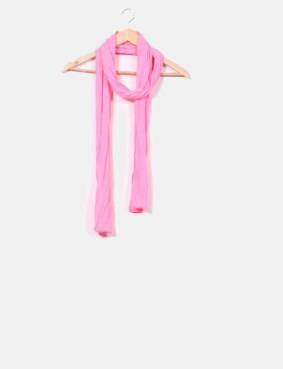 Foulard rosa fluor  NoName
