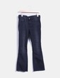 Jeans denim gris kick flare H&M