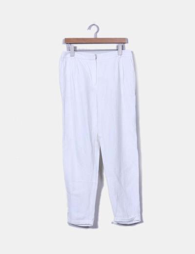 Pantalón baggy crudo NoName