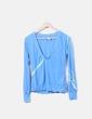 Camiseta azul print Nike