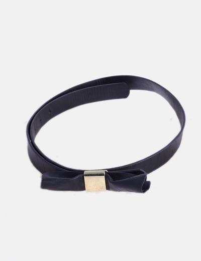 Cinturón negro lazo