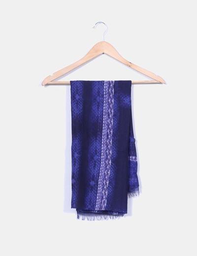 Foulard azul  Parfois