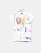 Camiseta print manga corta TMX