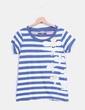 Camiseta a rayas print  Adolfo Dominguez