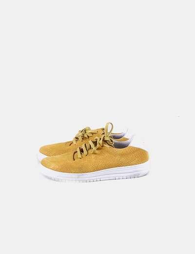 Mustard shoes Vesterbro