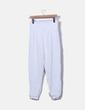 Pantalón blanco baggy NoName