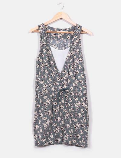Vestido print floral See U Soon