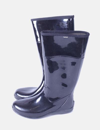 Bota de agua negra