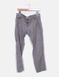 Pantalon gris Promod