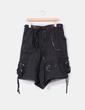 Pantalón baggy negro Desigual