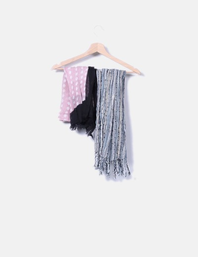 Foulard Suiteblanco
