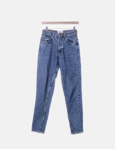 Pantalón denim basic