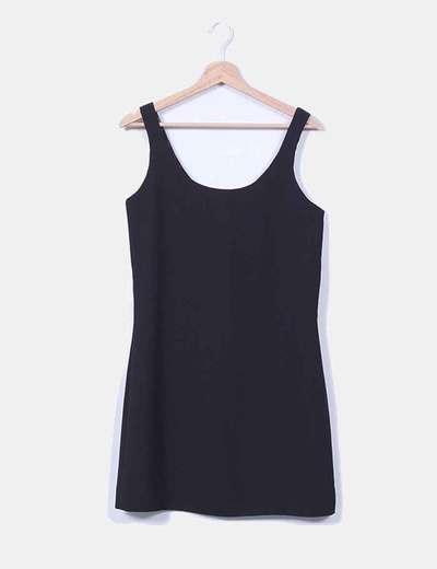 Vestido negro tirantes NoName